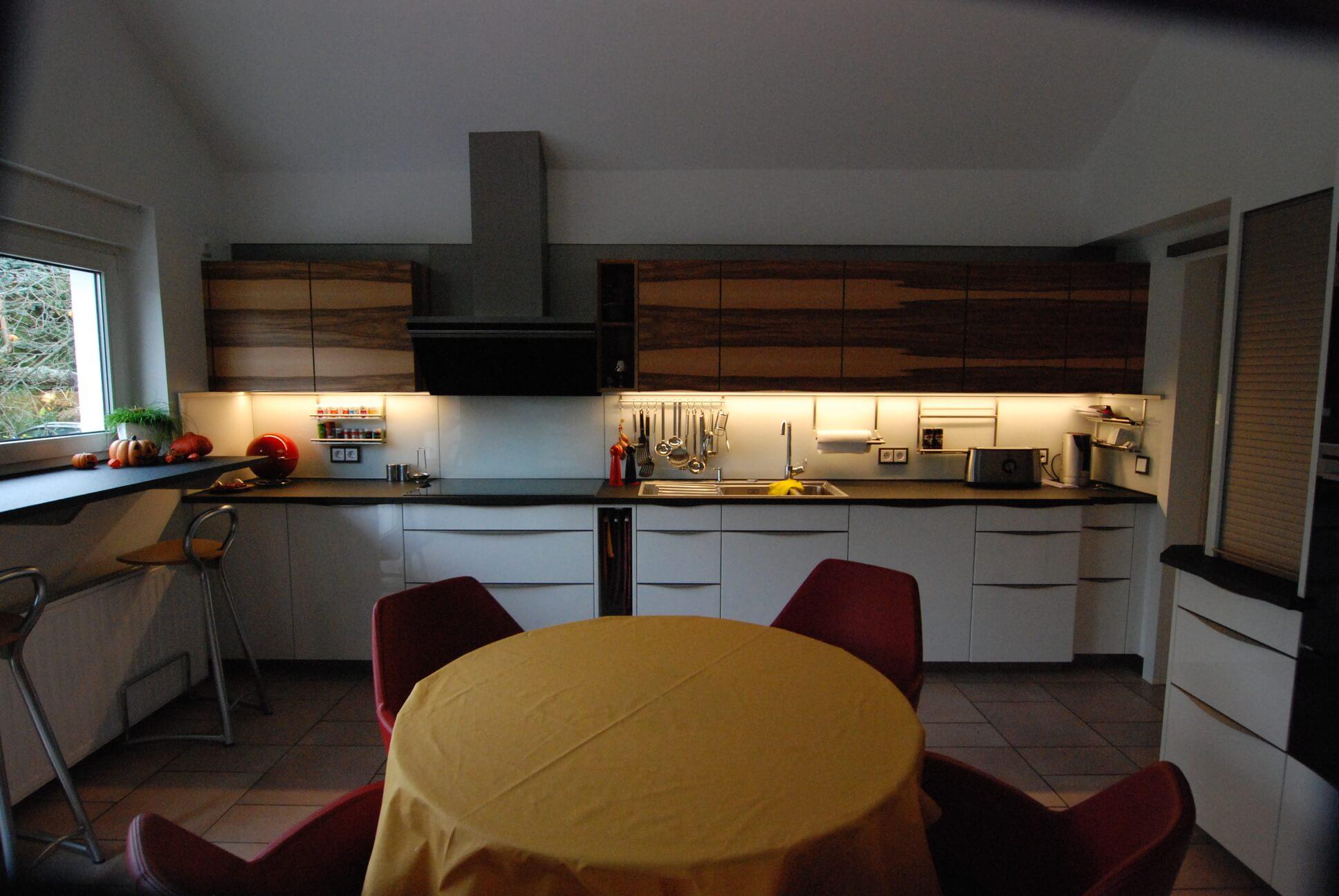 Renovierung einer Küche