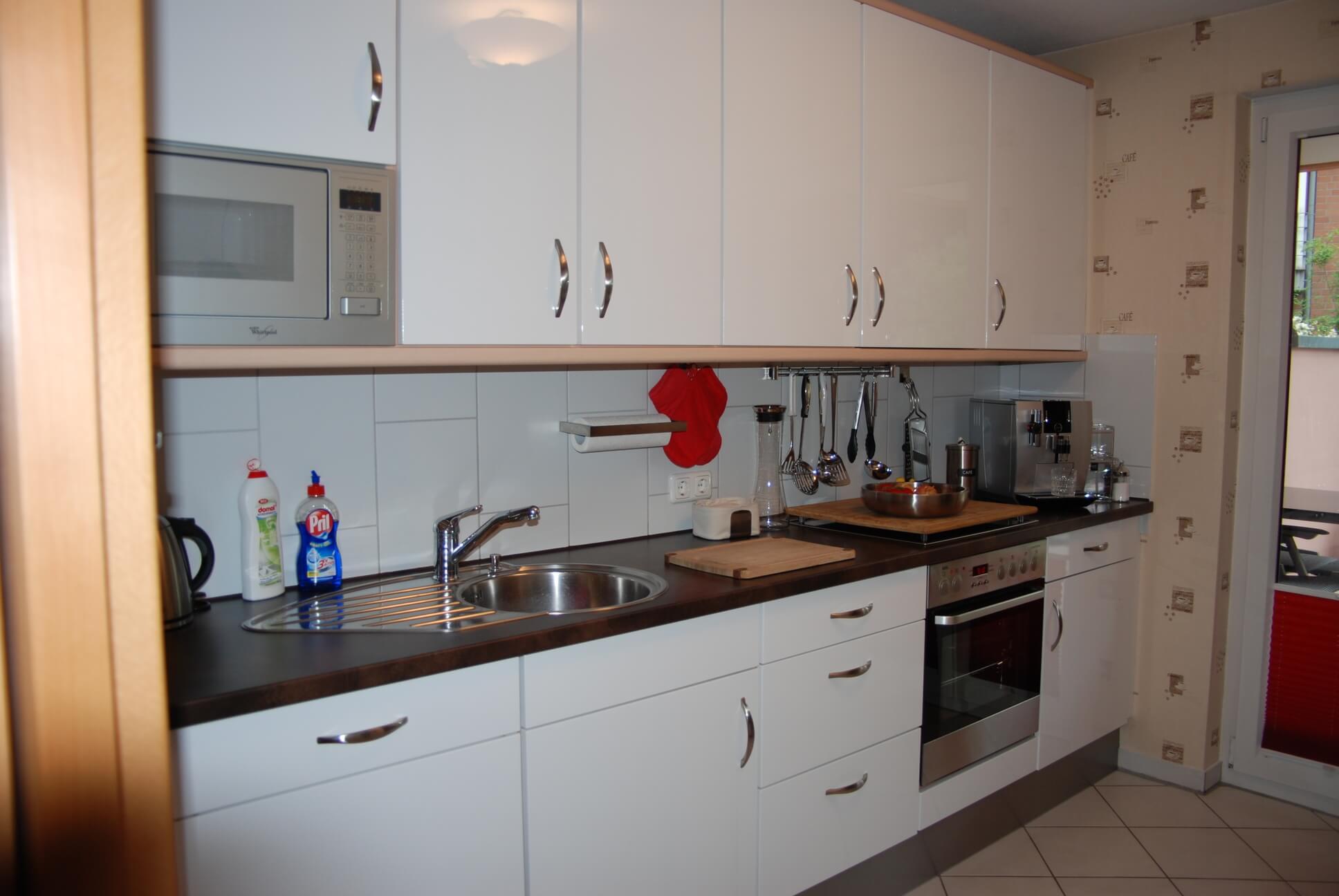 Renovierung Küche