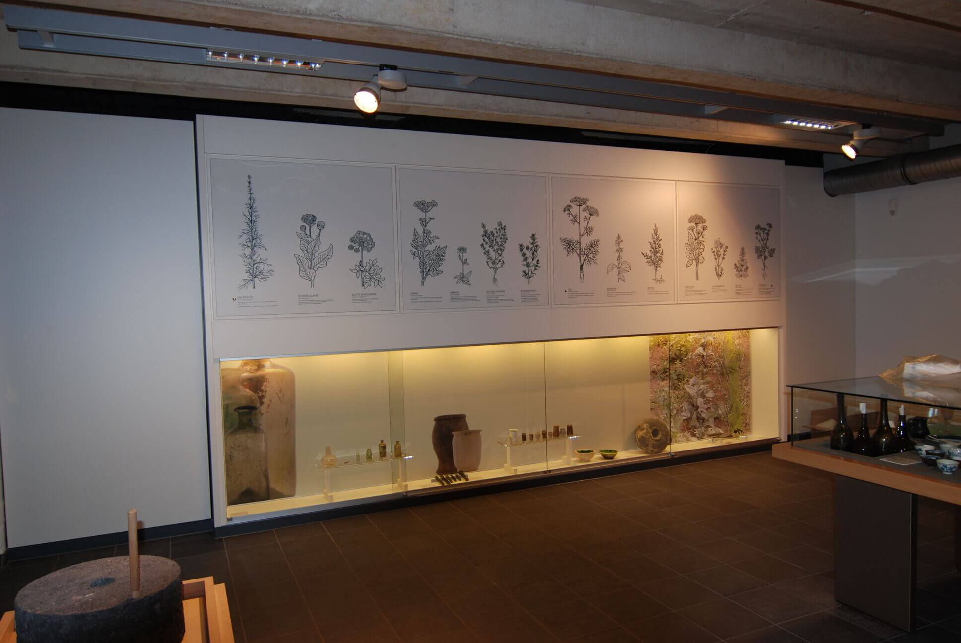 Weitere Museum-Projekte