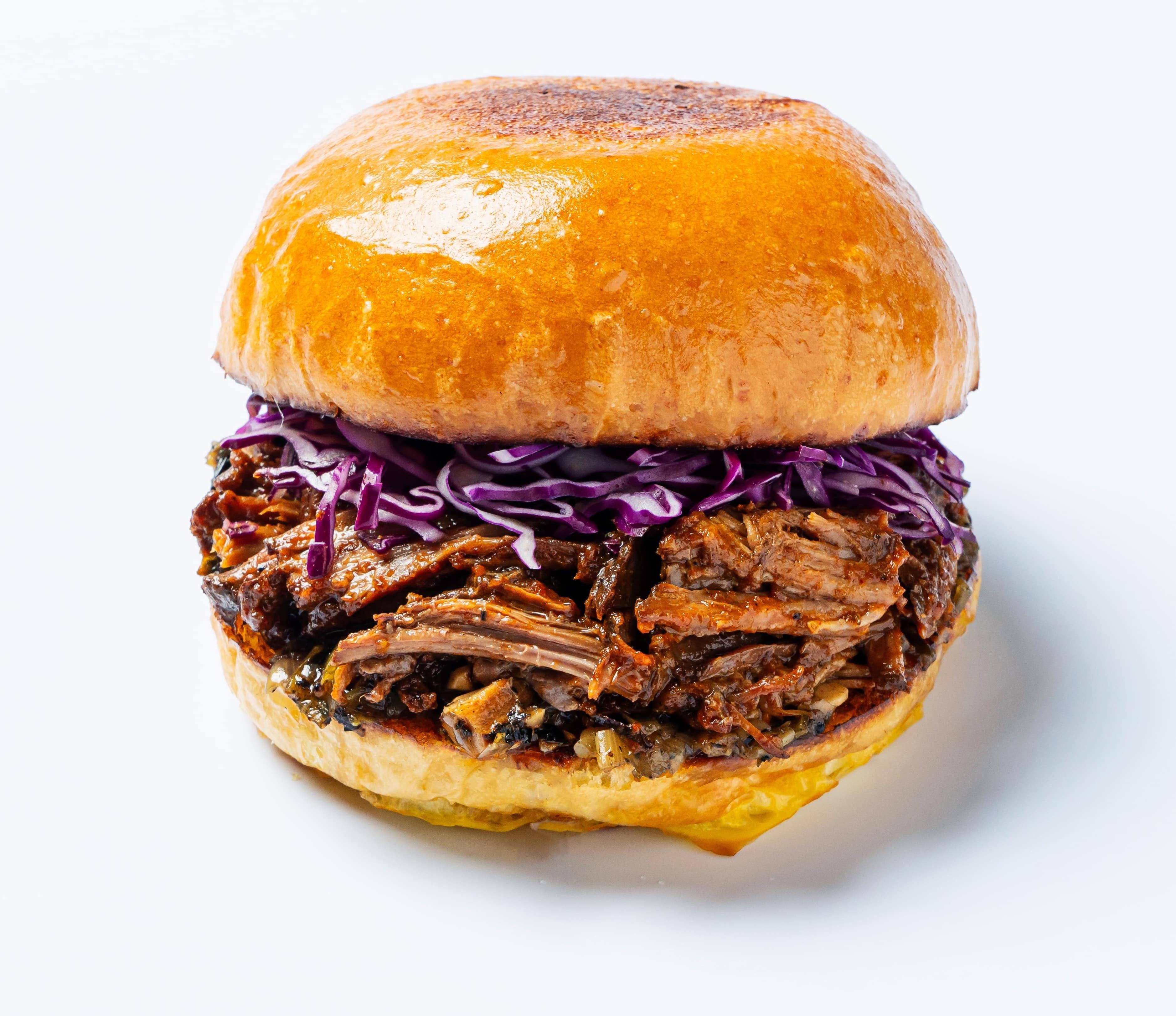 Smoked Brisket Sandwich