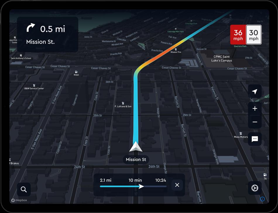 ナビゲーションを次のレベルへ。新機能を追加したMapbox Navigation SDK 2.0(リリース候補版)を公開