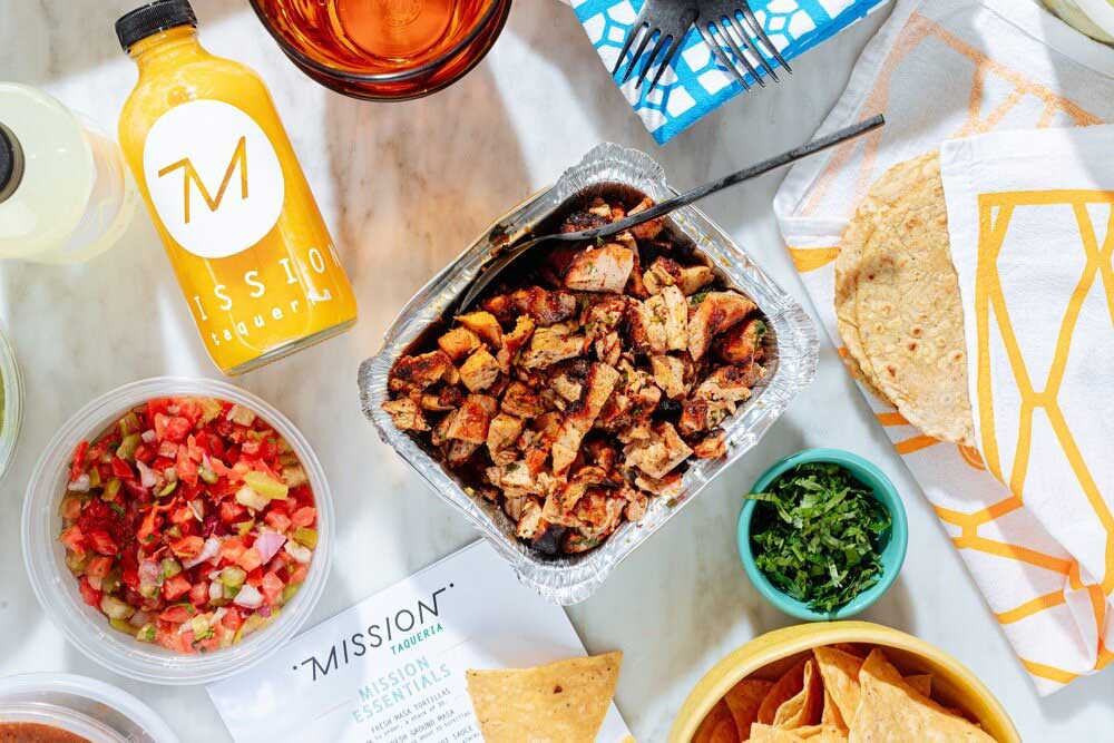 MISSION TAKEOUT 13 - Spruce Street Staff Picks: Our Favorite Takeout in Philly