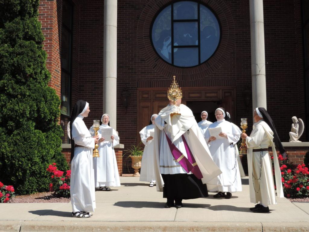 2020 Corpus Christi Procession