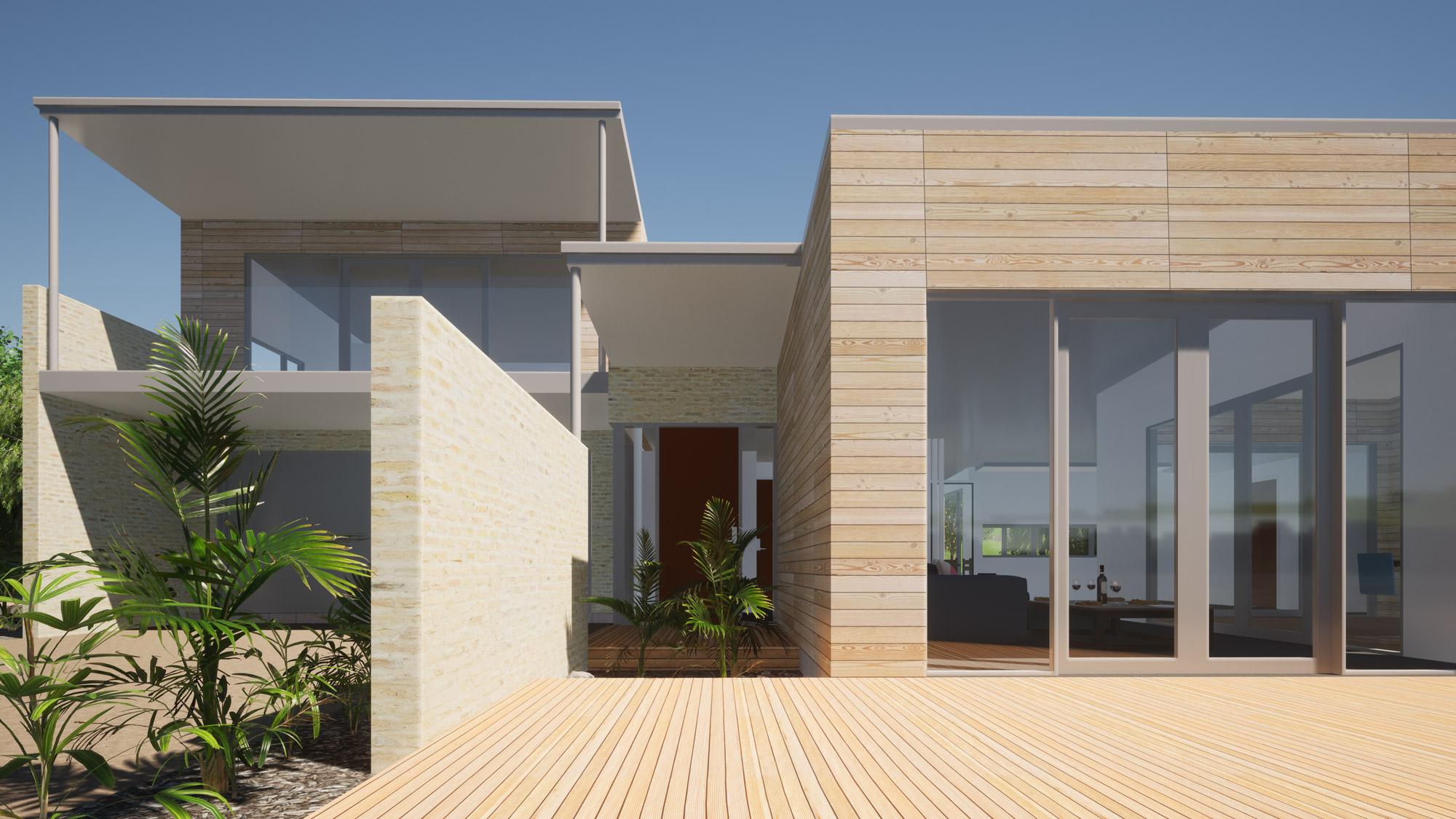 Lake Hawea, Central Otago by Architecture Design Studio