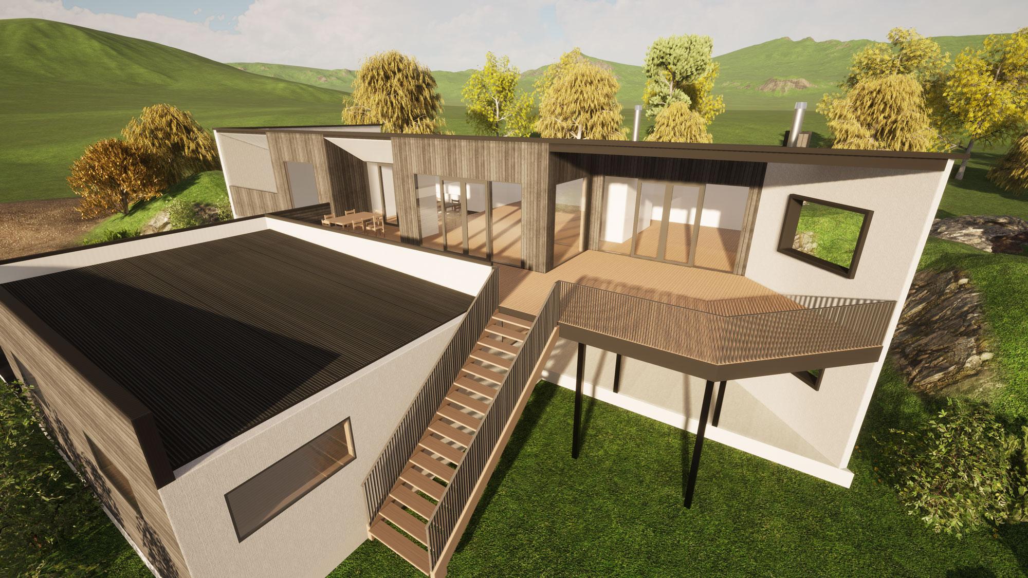 Heathfield, Dunedin by Architecture Design Studio