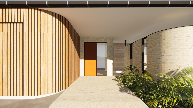 Meadowstone, Wanaka view 3 by Architecture Design Studio