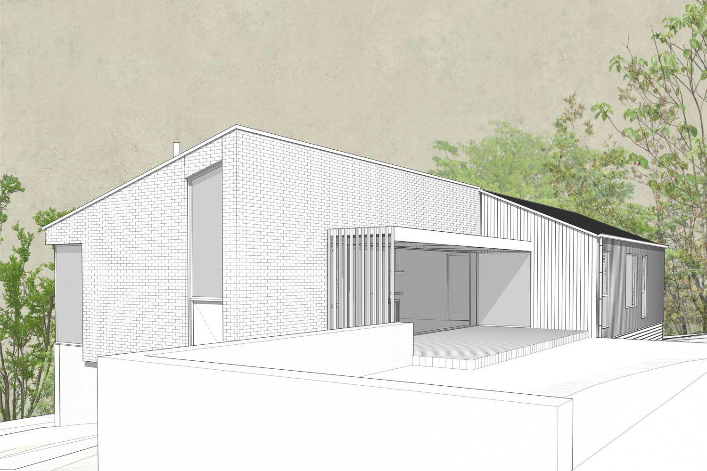 Karitane view 3 by Architecture Design Studio