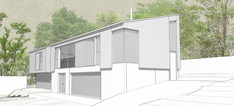 Karitane view 4 by Architecture Design Studio