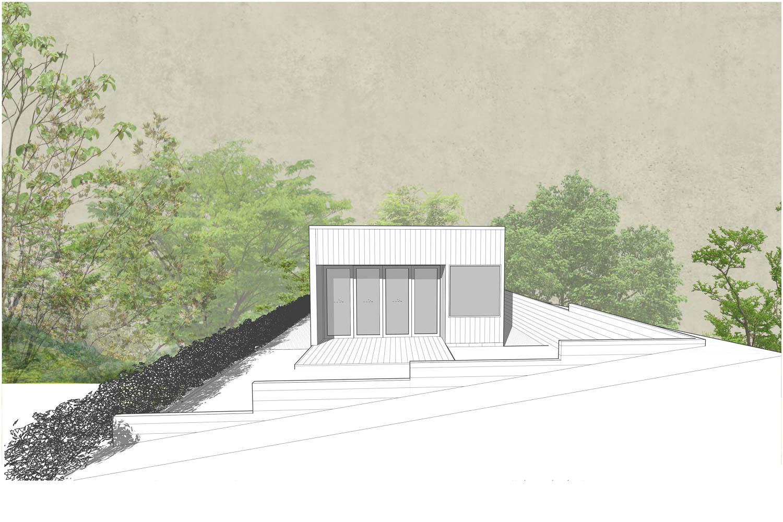 Maori Hill view 2 by Architecture Design Studio