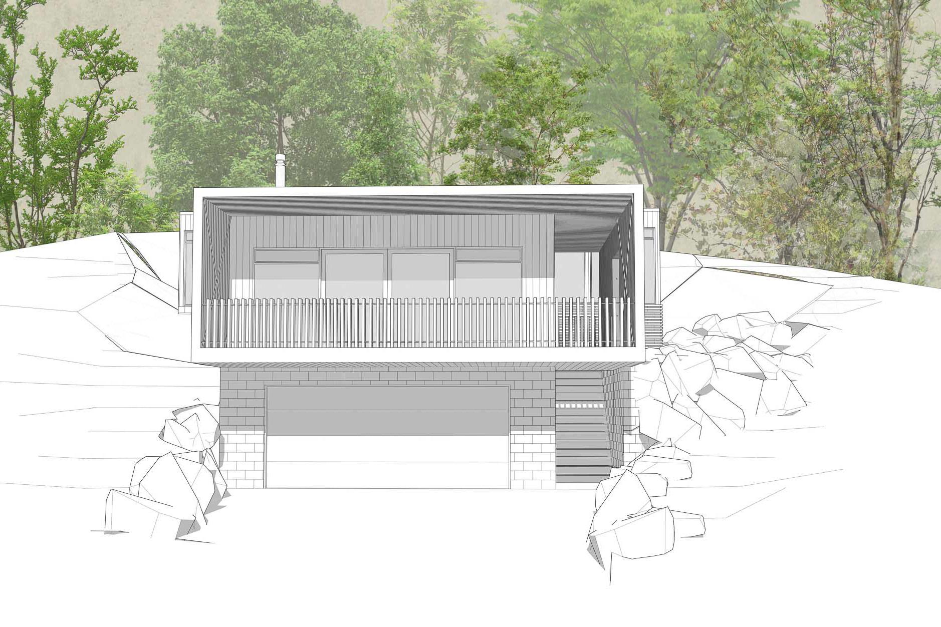 Macandrew Bay by Architecture Design Studio