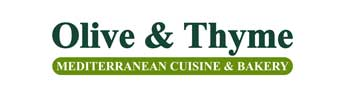 Olive and Thyme logo