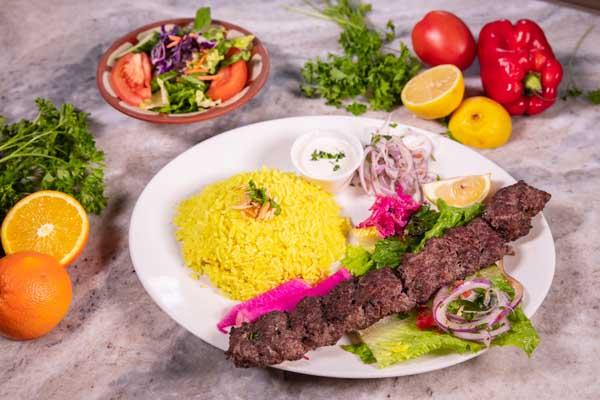 Beef + Lamb Kafta
