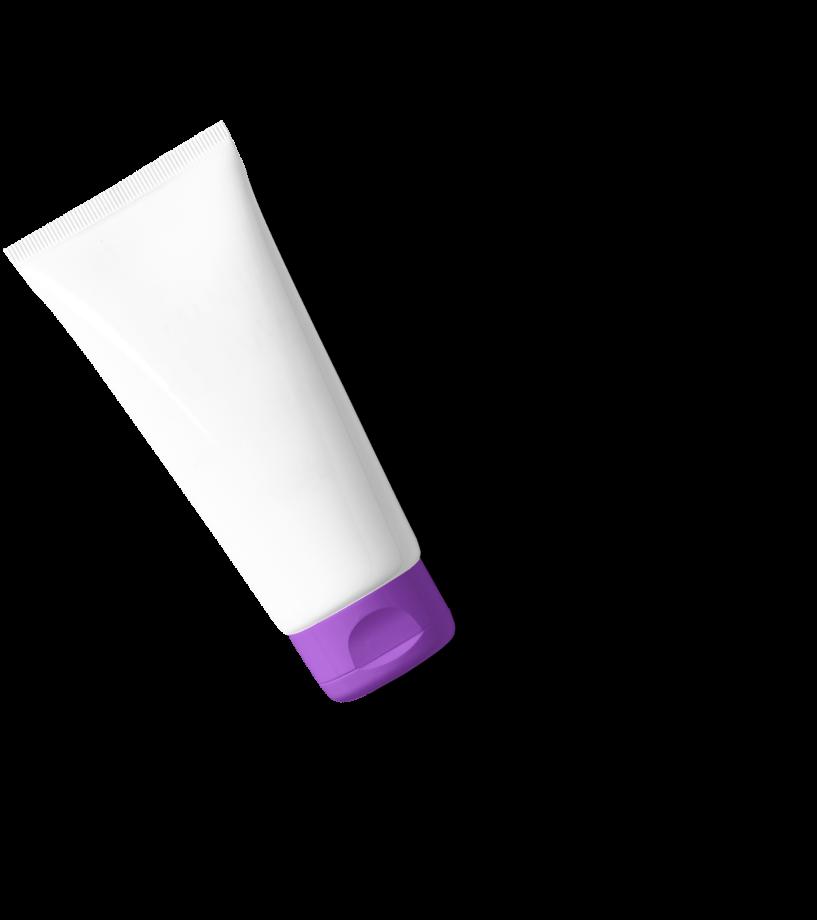 cream bottle