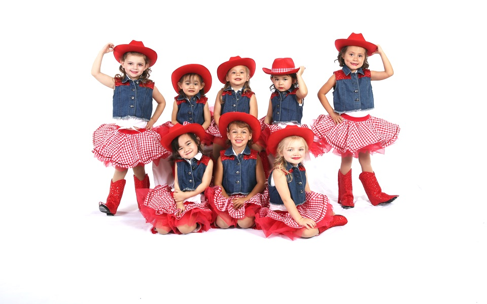 New Dance Students