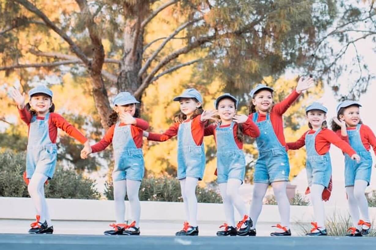 Preschool Dance Classes in Chandler