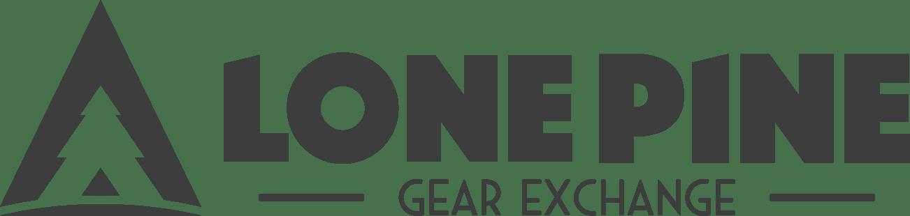 Lone Pine gear exchange logo