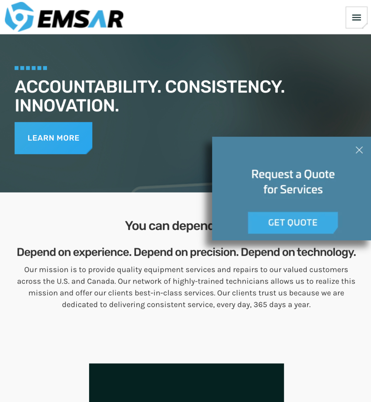 EMSAR Website
