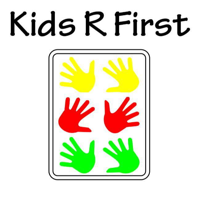 Kids R First logo