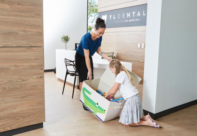 TL Dental child-friendly dental clinic