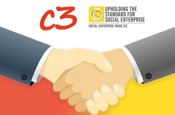 C3 becomes the official partner of Social Enterprise Mark CIC in the MENAT region