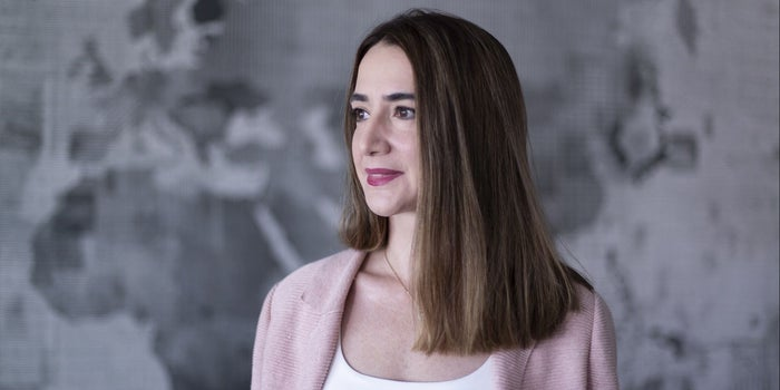 Entrepreneur Middle East's Achieving Women2019: Medea Nocentini,C3 Co-founder