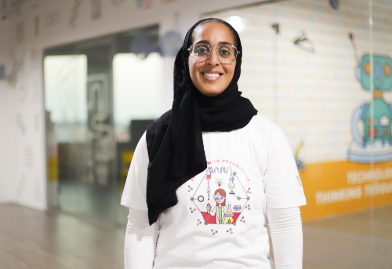 How Bahrain's Sheikha Latifa Al Khalifa is transforming children's lives