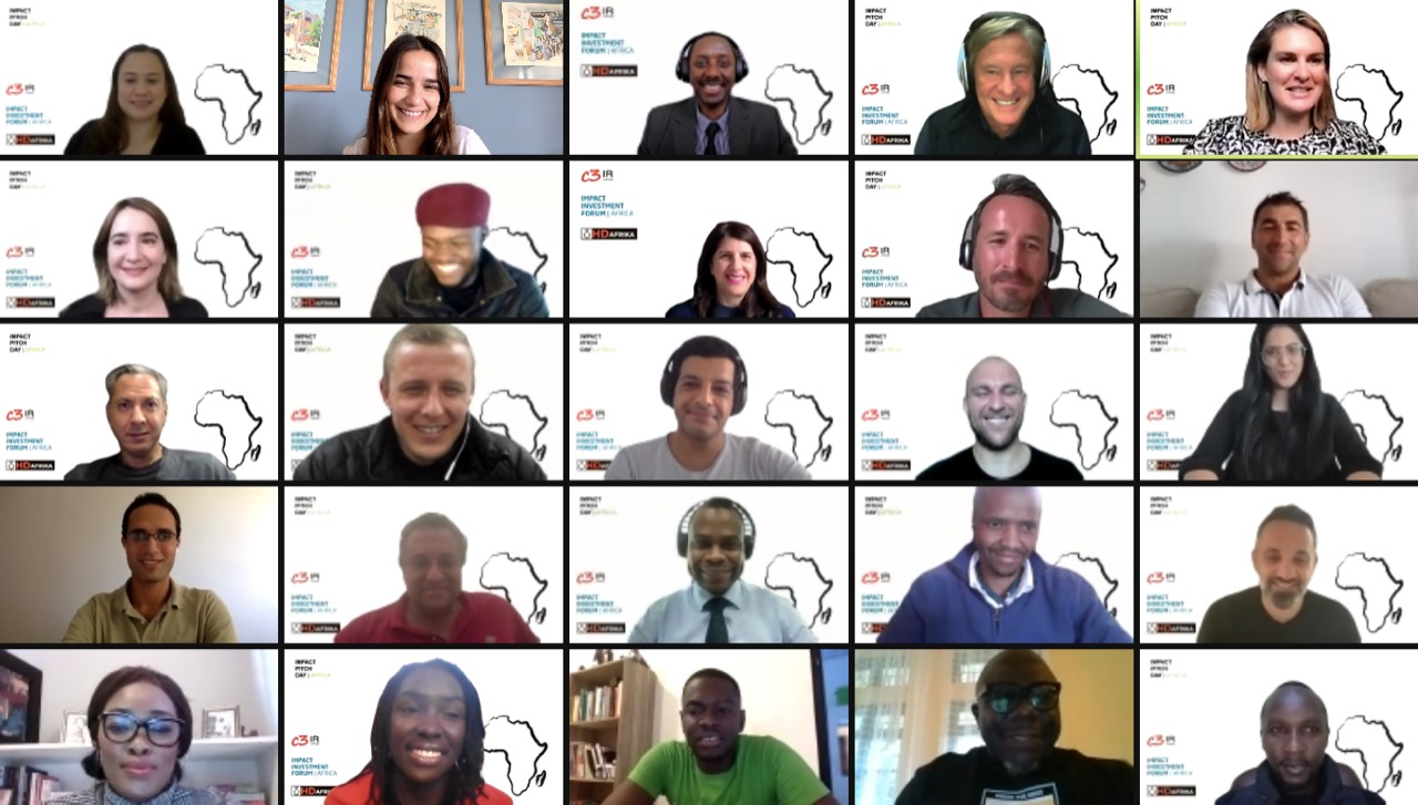 Meet the eight startups on the C3 IR (Investor Readiness) Africa Program