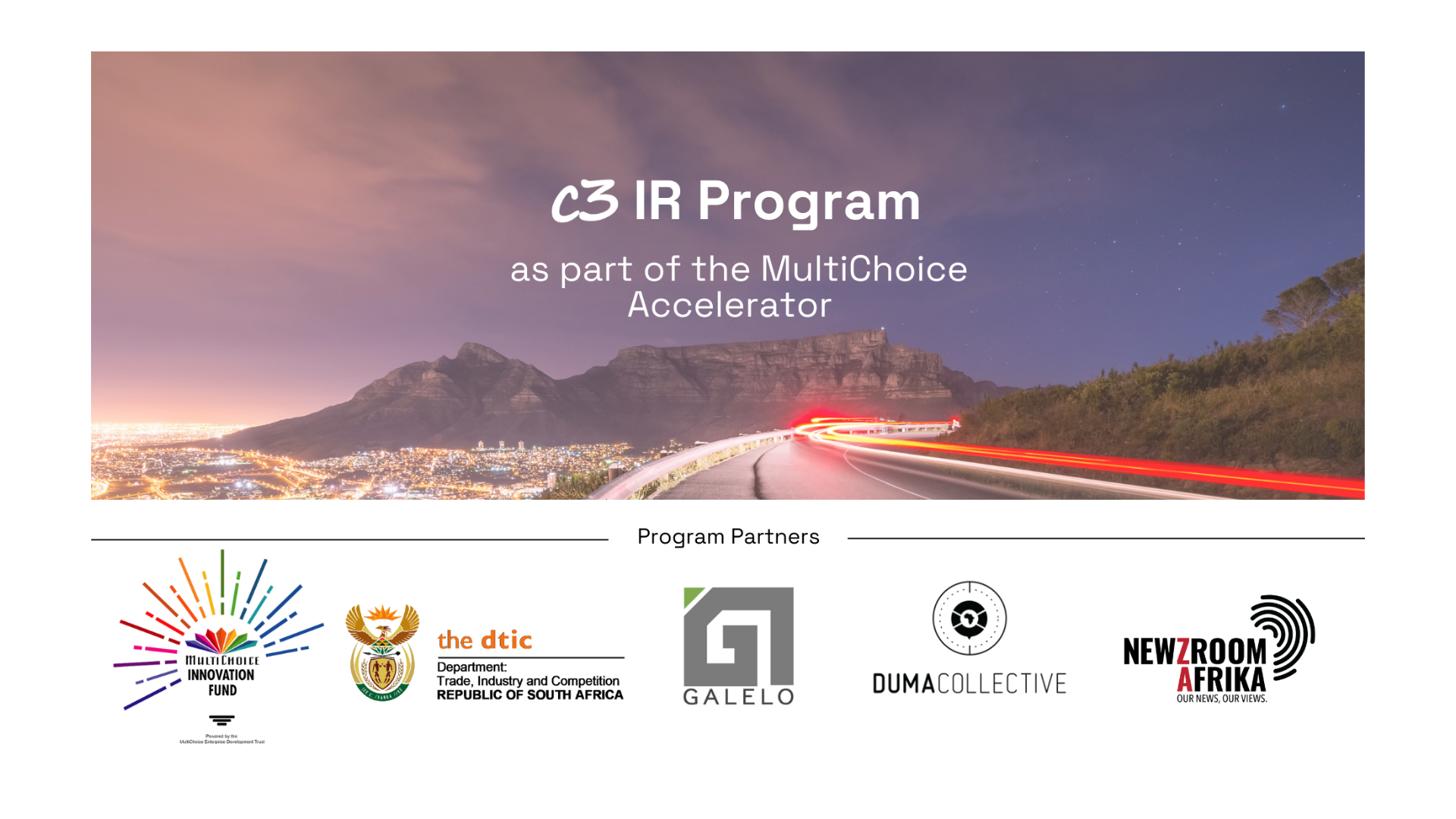 MultiChoice to connect South African SMEs with global investors