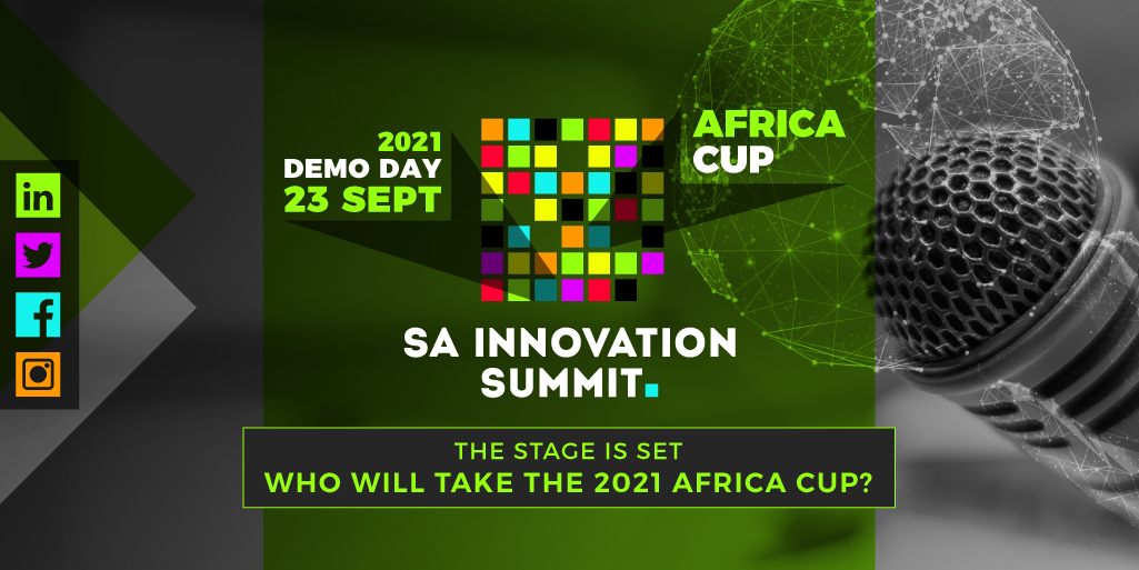 C3 almuni Baramoda won the 3rd place for SA innovation summit 2021
