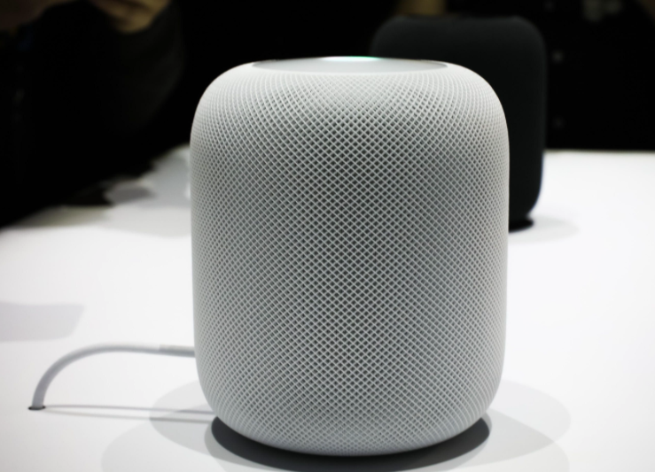 Apple Homepod Smart Speaker Image