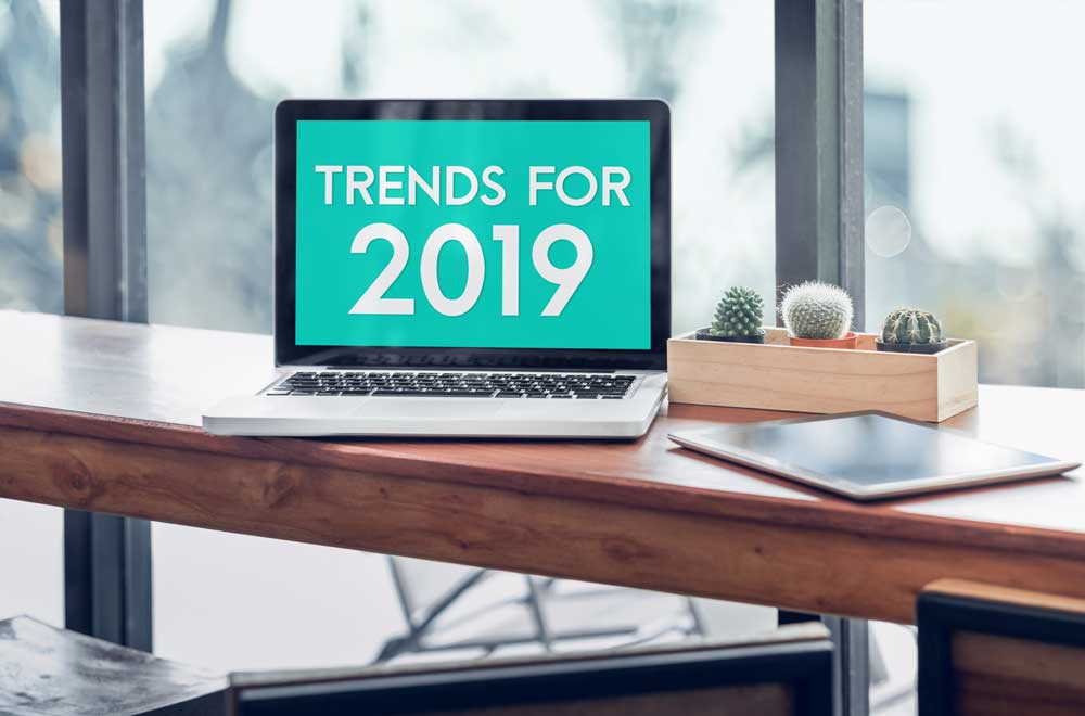 Staying Trendy: The Top Web Design Trends of 2019