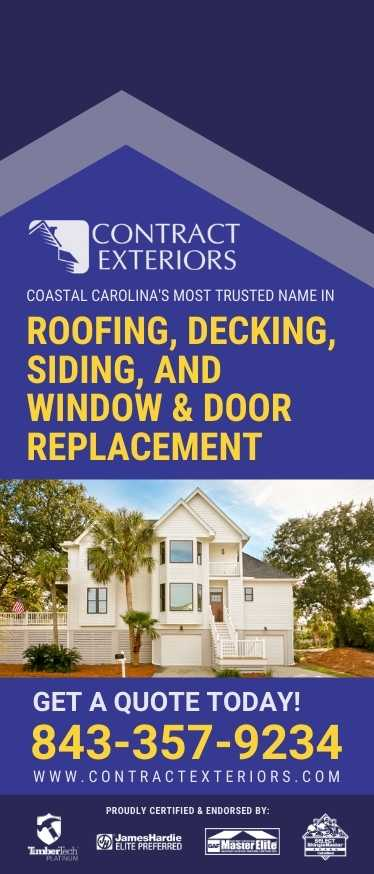 example of a contract exteriors banner ad