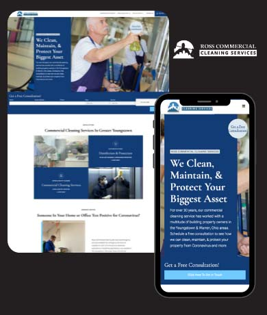Ross Commercial Cleaning Services