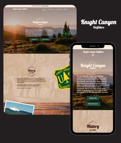 Knight Canyon Outfitters