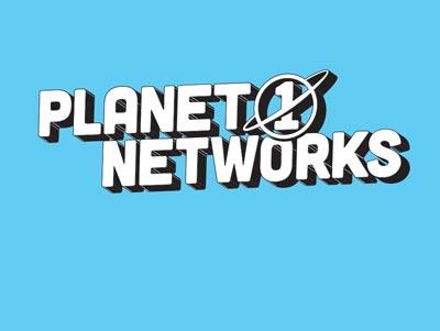 Planet 1 Networks Logo