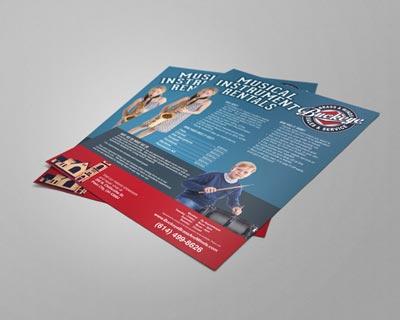 Buckeye Brass Sales Flyer