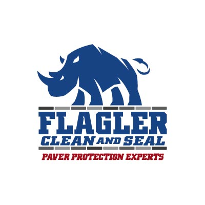 Flagler Clean and Seal Logo