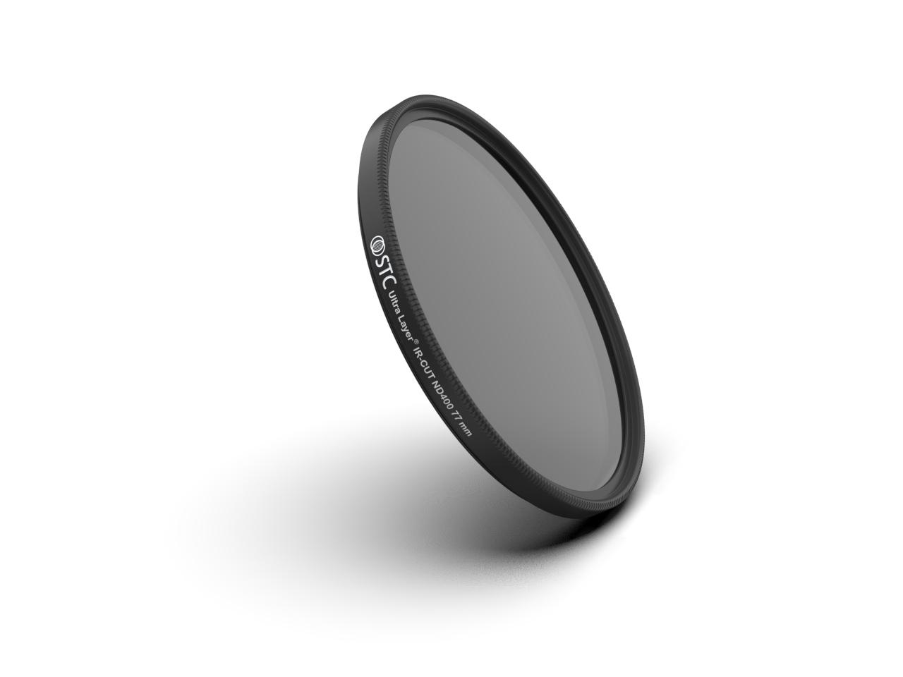 STC Neutral Density ND400 77mm filter