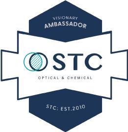 STC visionary ambassador badge