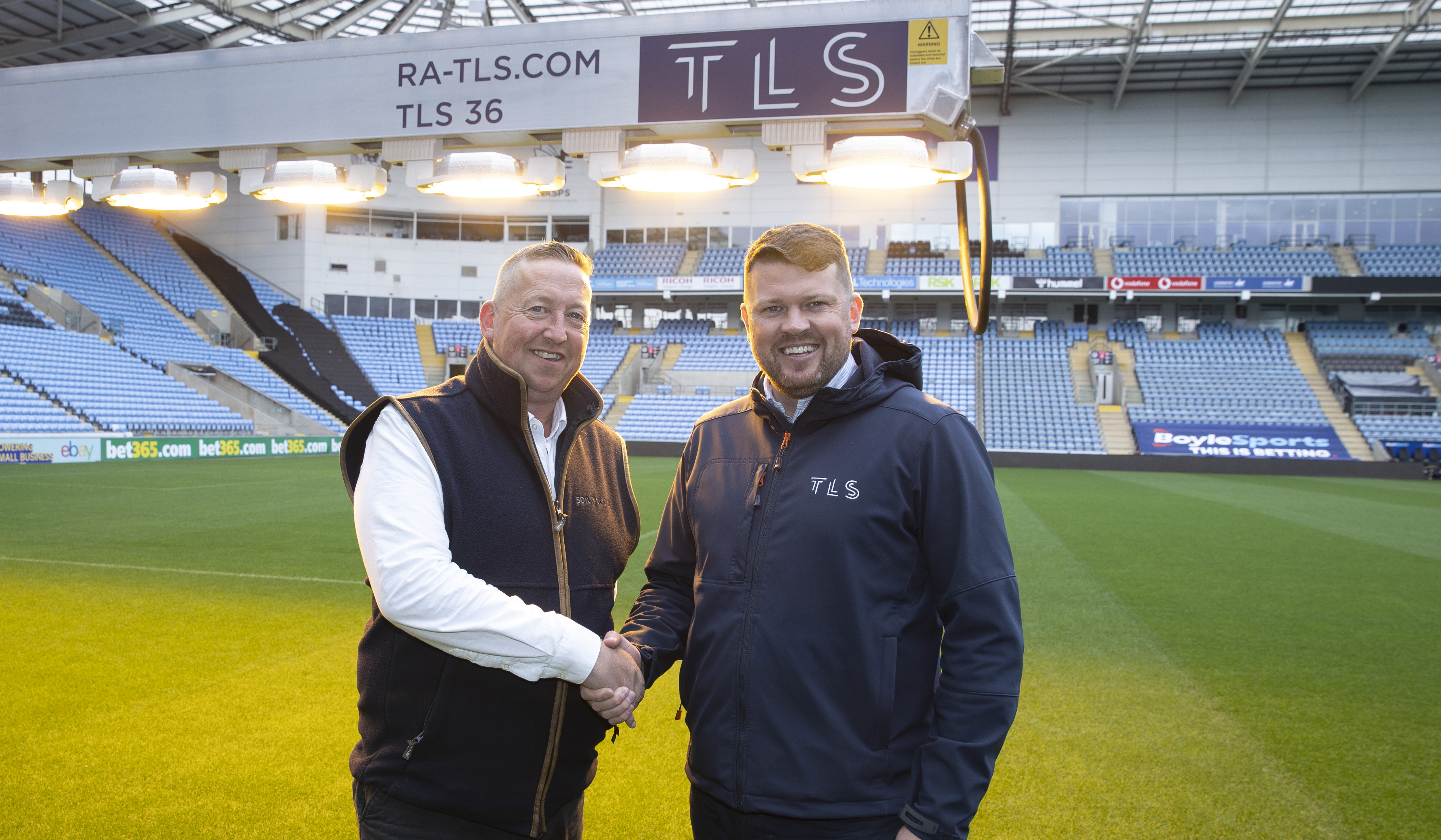 Soil Scout and TLS form exciting new strategic partnership