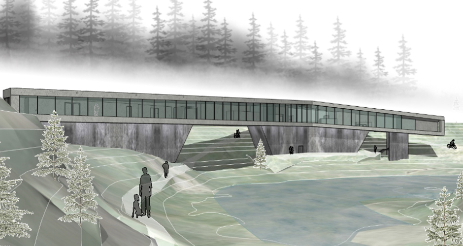 Wildwasserzentrum Lofer