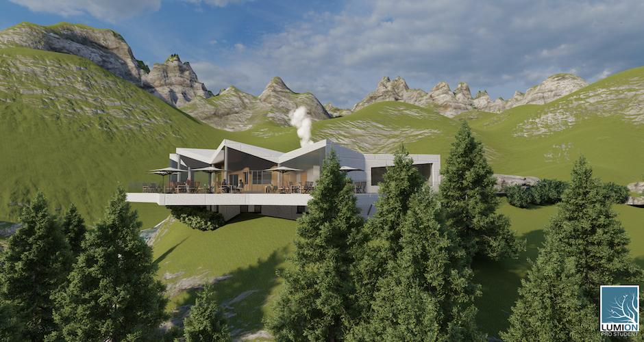 Tourismuszentrum - Krimmler Wasserfälle