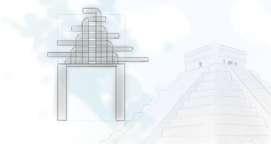Maya-Stuhl