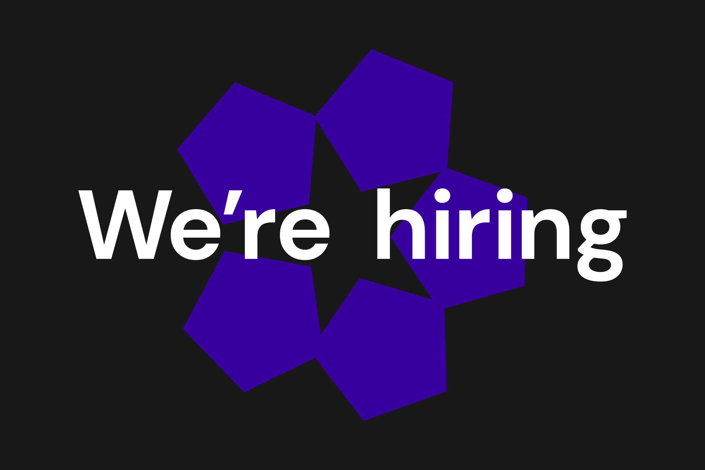 Five are hiring product and engineering roles