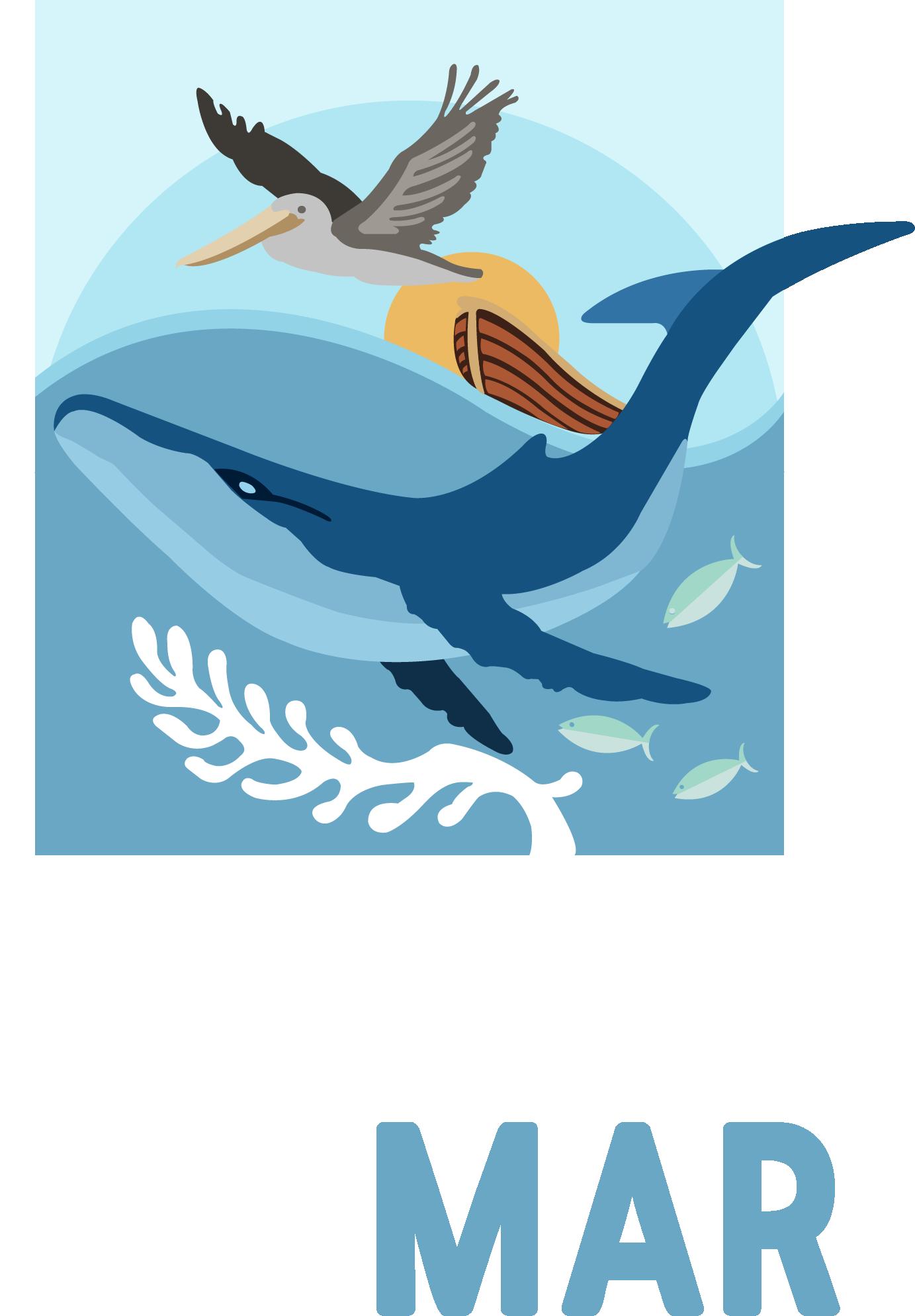 Logo Amigos del mar