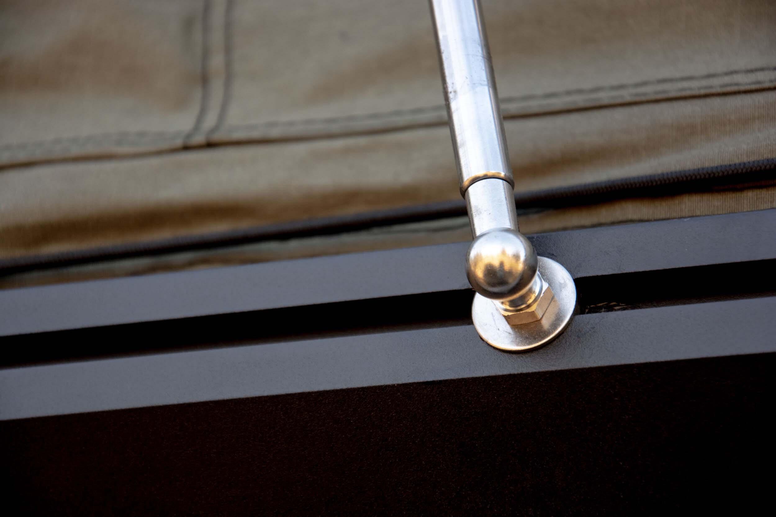 Nómade AT barras hidráulicas de aluminio