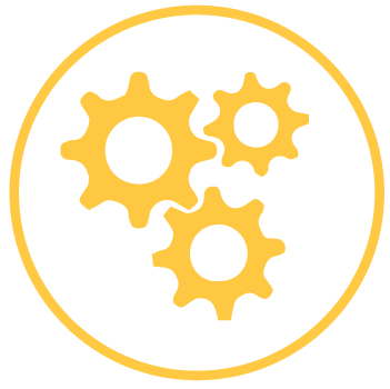 Improve Organizational Effectiveness Icon