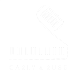Carly and Russ Logo
