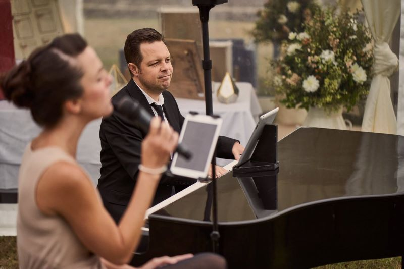 Piano Vocal Duo - North Wales Weddings and Events
