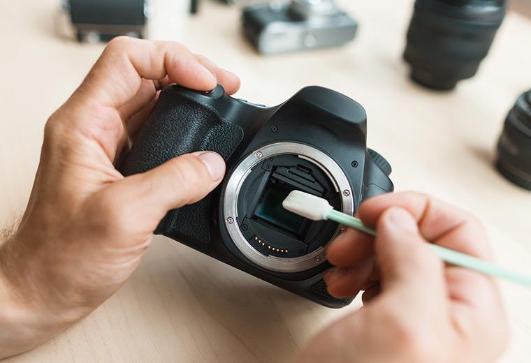 Sensor Cleaning & Repairs